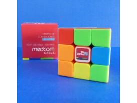 Cubo de Rubik Con Cajeta de Invitacion